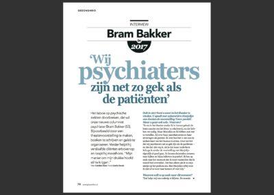 PlusMagazine: interview Bram Bakker